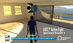 PlayStation Home: ActiveLight