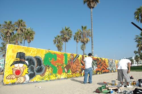 Thanksgiving Venice Beach
