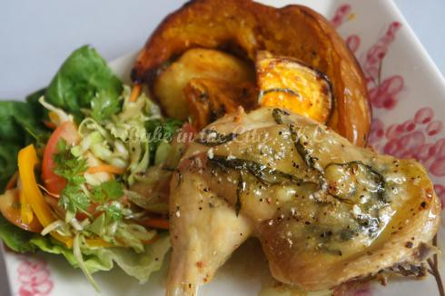 Roast Herb Chicken