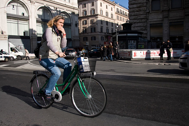 Rome Cycle Chic - Donna 4
