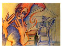 Incanto e Pazienza 2010 (ISKRA5) Tags: woman donna witch grecia vita magia luogo greeck incanto abisso