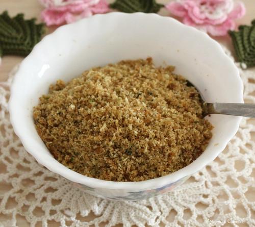 Unakka Chemmeen Chammanthi Podichathu (Dry Prawns Chutney Powder)