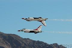 Aviation Nation 2010 (Nick Chong) Tags: lasvegas aviation nation nv thunderbirds usaf afb nellis nellisafb aviationnation2010