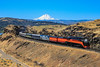 Mt.Hood Daylight (ScholzRUNNER) Tags: sp southernpacific southernpacificrailroad espee 4449 sp4449 daylight spdaylight 484 northern landscape railroad railroadphotography excursion trains trainchase tracks