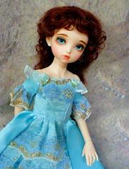 Lady Erine (Antiphane) Tags: bjd kid iplehouse irene resin doll poupée résine