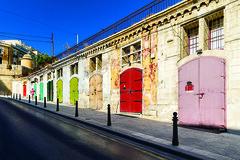 Fantasy Doors (Aleksandar M. Knezevic Photography) Tags: malta valletta mediterranean city life reallife urbanlife people realpeople door doors colour colours