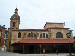 Iglesia San Jorge Santurtzi