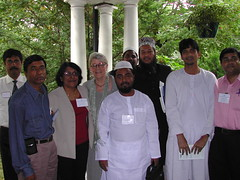 State Department Visitors from Bangladesh and India