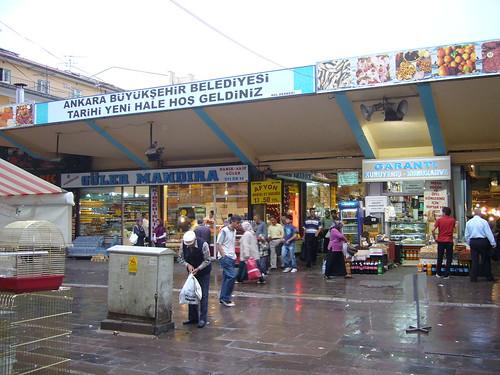 P1040981 Ankara, marché Tarihi Yeni Hal