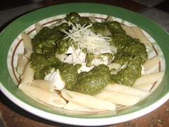 Pesto Dish