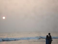.....Romantic Moment (Sonnasy) Tags: sunset romance romanticsunset coxbazarsunset