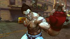 Street Fighter vs  Tekken pictures and trailer video