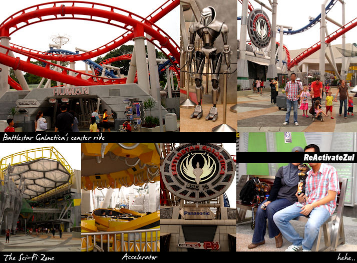 Universal Studios - Sci-Fi City