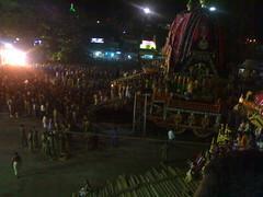 14072010206 (Bhakta_d) Tags: ecstasy rathayatra orissa prema 2010 puri jagannatha gundica