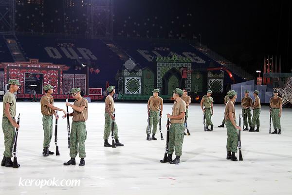 NDP2010 Rehearsal