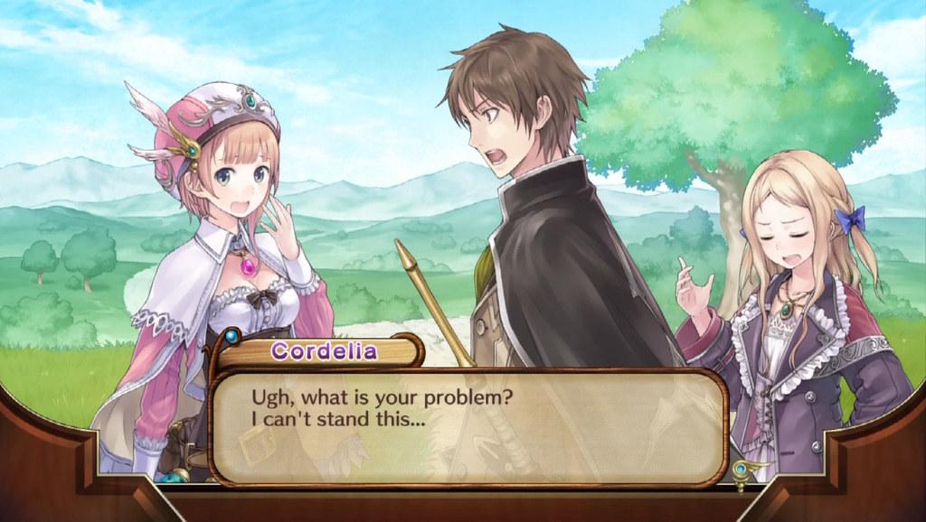 Atelier Rorona - Story 3