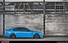 Laguna Seca Blue BMW M3 (jeremycliff) Tags: blue orange cliff chicago race canon illinois european euro fast cage jeremy german bmw l laguna m3 seca volk active supercharged e46 autowerke jeremycliff myacreativecom photomotive myacreative autowerk thephotomotivecom