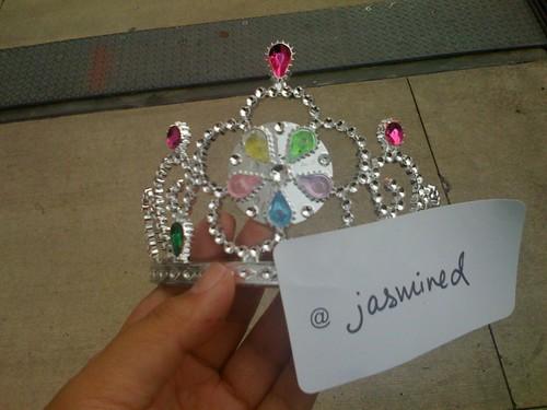 @jasmined + tiara