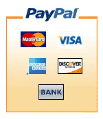 I accept credit cards. See detail.