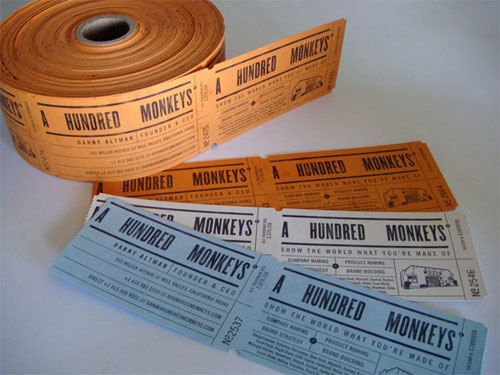 A-Hundred-Monkeys-Business-Cards