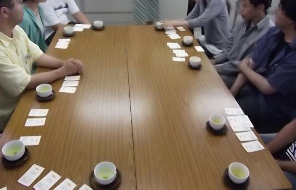 100628 お茶