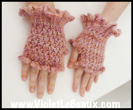 FREE OWL FINGERLESS GLOVES KNITTING PATTERN - VERY SIMPLE FREE KNITTING PATTERNS