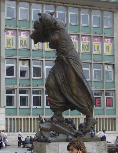 P1040783 Ankara, Ulus meydani