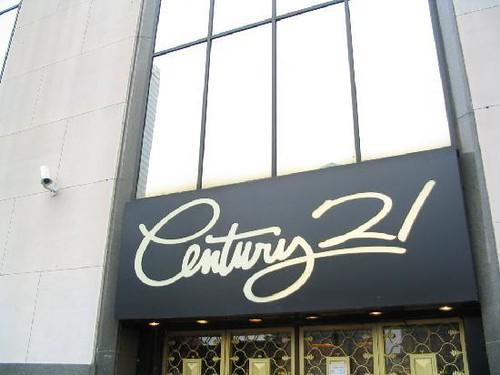 Century 21 - Reprodução