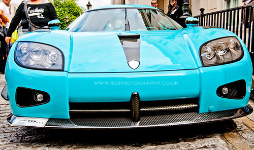 Koenigsegg CCXR Special Edition - London
