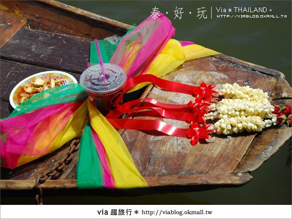 【泰國小吃】泰好吃~大城水上市場美味小吃呷通海!15