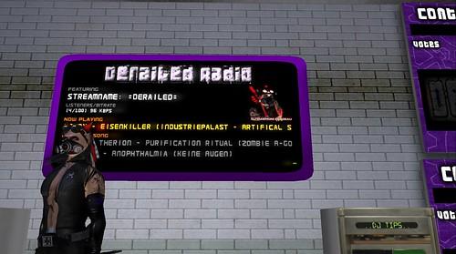 derailed dj daemonchadeau