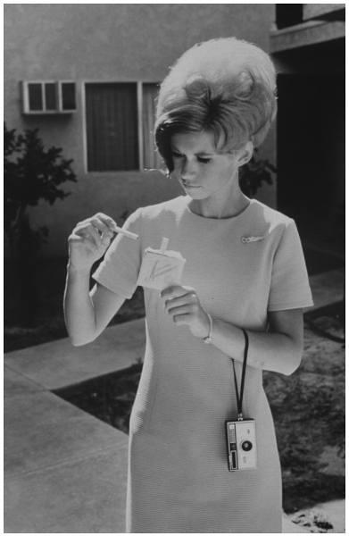 Nancy Jacquier 1968 Ralph Crane