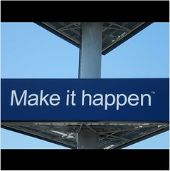 MAKE IT HAPPEN @ SCHIPHOL AIRPORT : Amsterdam, The Netherlands : OBSERVATION : SEE : FEEL : Experience and FLY : Enjoy! :) (|| UggBoyUggGirl || PHOTO || WORLD || TRAVEL ||) Tags: girls summer people sun holland art lines statue museum architecture modern see modernart candid room thenetherlands culture tram bluesky denhaag historic explore eat trainstation enjoy views gemeentemuseum thehague hoftoren aerlingus centralstation urbanlandscape centraal discover desindes luxurycollection classicart travelaroundtheworld irishlove urbanstyle irishpride irishluck urbanunderstanding happytimesahead trainfromamsterdam desindeshotel highestbuildinginthehague secondhighestbuildinginthenetherlands smilesalways weshalldiscovertheworld