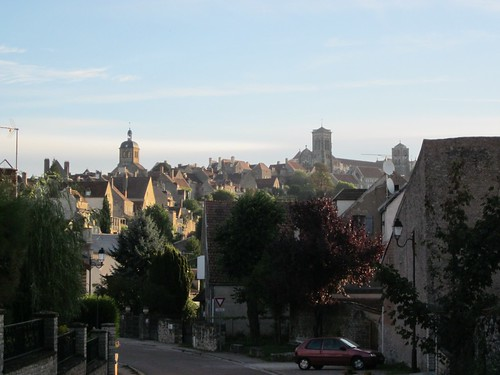 Vézelay, the most beautiful city in France