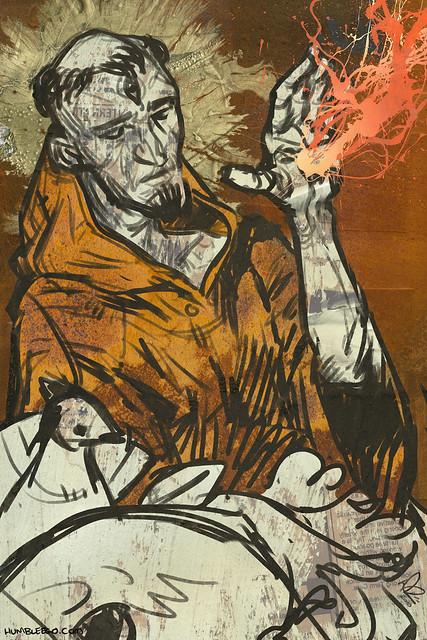 Bleeg's Sketchbook {Update: 8/13/2012 Illustration Work}