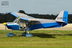 G-XWEB - BMAA HB 443 - Private - Best Off Skyranger 912(2) - Little Gransden - 100829 - Steven Gray - IMG_4603