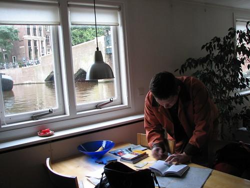 grant in houseboat