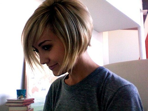 chelsea staub short hair back view