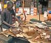 Roast goat (Allan Rickmann) Tags: africa food best mali timbuktu portatrait