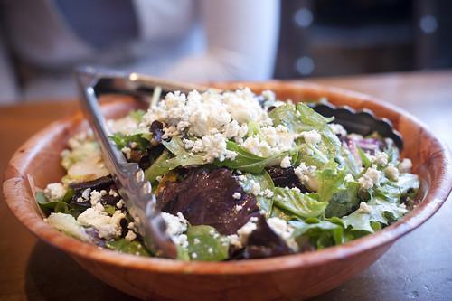 Basic Salad-Basic, San Diego, California