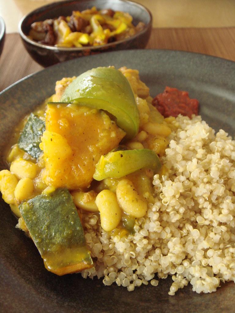 Lamb Stew With Quinoa