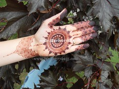 bridal05 (blurberrybuzz) Tags: henna mehendi hina mehndi heena mehandi victoriawelch blurberrybuzzstatefair