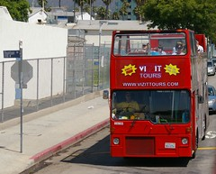 Los Angeles Ca-Vizit Tours 17/8/2010 (scotrailm 63A) Tags: usa bus buses la sightseeing foreign