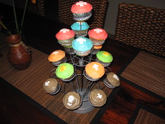 The Incident Cupcake Tree!
