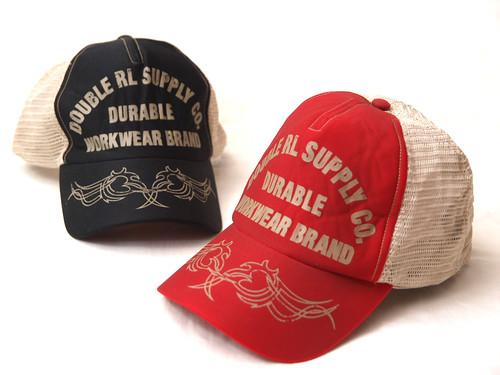 RRL / Mesh Trucker Cap
