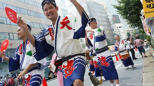 Meguro Sanma Festival