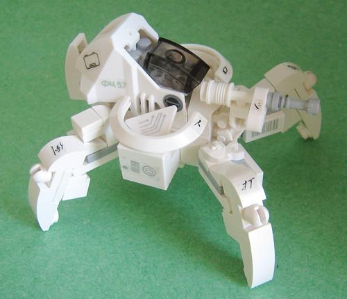 The HX 1050 Gunner Model