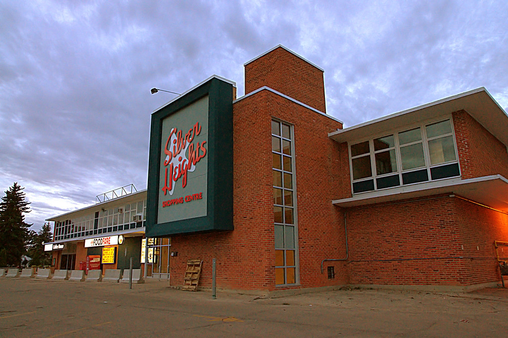 Silver Heights Shopping Centre