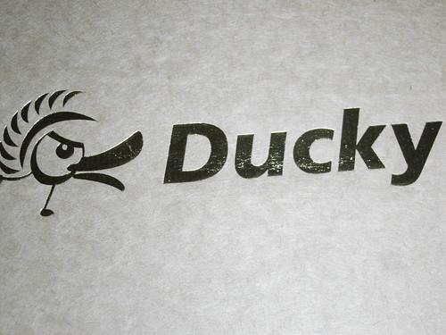 開箱 | Ducky DK9000 茶軸 – 純台灣血統!!