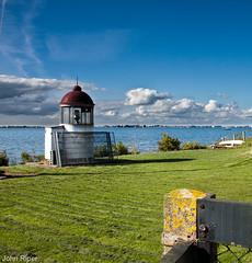 Marken, North-Holland (John Riper) Tags: lighthouse john island polder marken ijsselmeer zuiderzee northholland riper johnriper